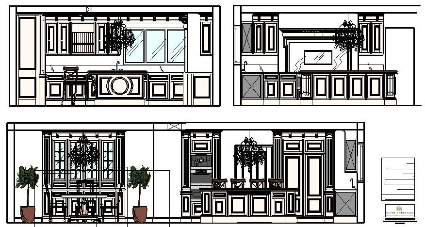Tradition Interiors Of Nottingham Portfolio Cad Plans Visuals Free Planning