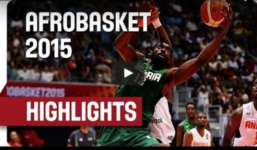Nigeria defeats Angola to win first ever continental title in Basketball