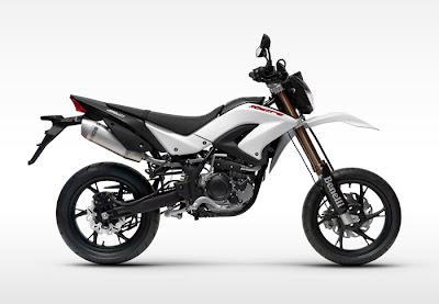 2012 Benelli Motard 250