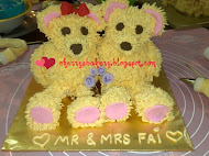 Mr & Mrs Teddy