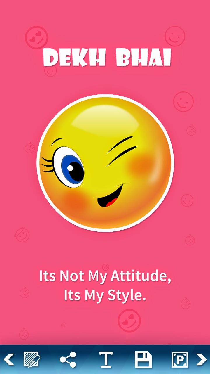 Dekh Bhai Funny app templates