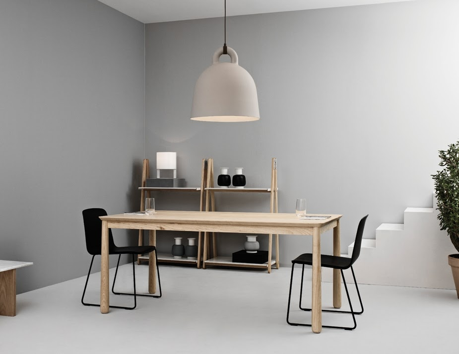 They also stock an amazing range of lights one of which is the Bell Pendant L& designed by the Danish duo Andreas Lund and Jacob Rudbeck for Normann ... & T.D.C: Lighting | Local News azcodes.com