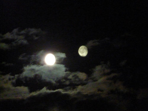 Bu gün göydə iki Ay görsənəcək