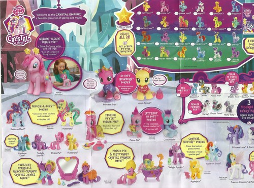my little pony apple sprout