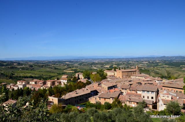 Toscane - San Gimignano