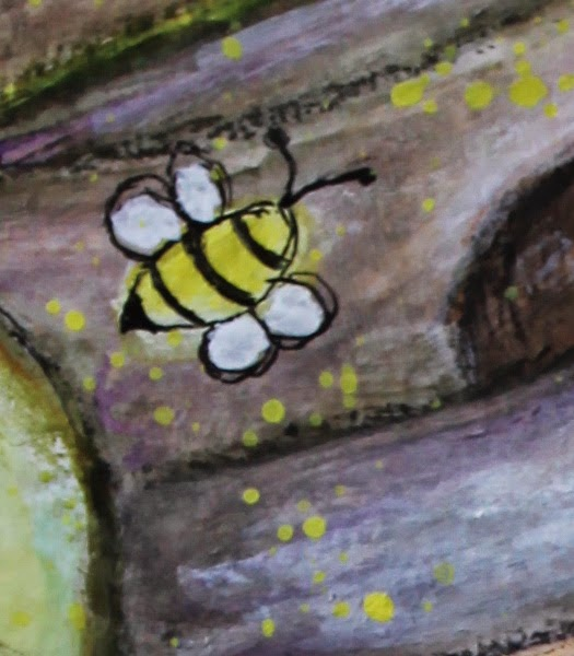 The Beekeeper by Tori Beveridge 2015 Detail 1