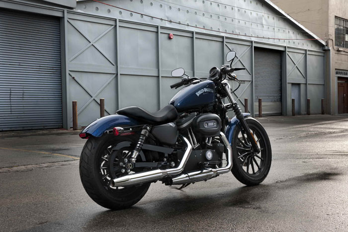 Download lpo 2012 harley davidson xl883n iron 883 review specs engine engine air cooled evolution valves pushrod operated overhead valves with hydraulic self adjusting lifters two valves per cylinder fandeluxe Gallery