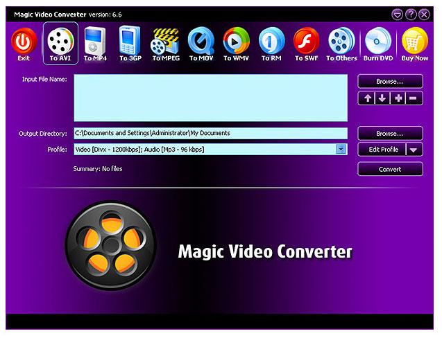 Описание Movavi Video Converter - многофункциональный конвертер видео, DVD