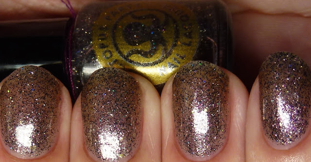 Octopus Party Nail Lacquer Fenrir