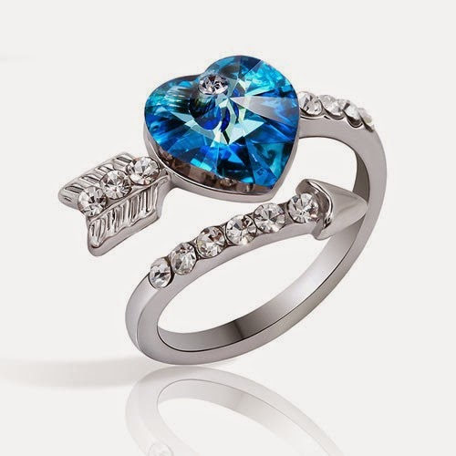 Latest Designs Engagement Rings For Girls By Vancaro From 2014 15