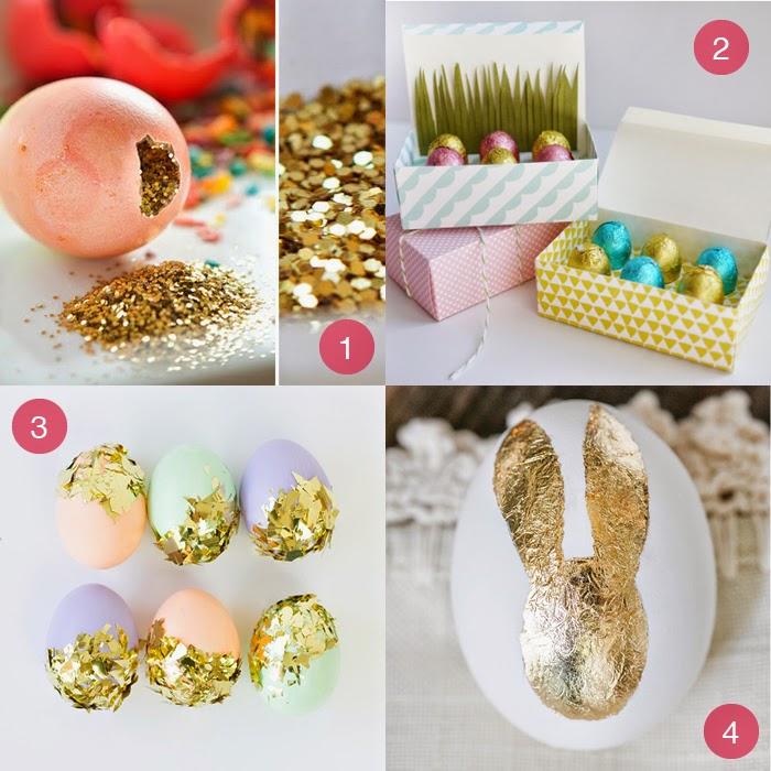 Easter crafts // Sunday in color blog