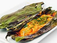 Resep Pepes Ikan Tongkol Daun Kemangi
