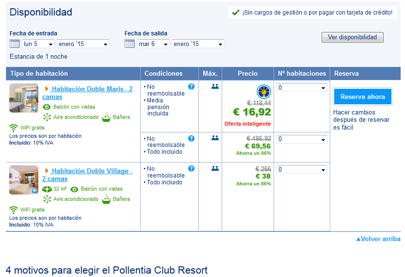 Alcudia Pollentia Club Resort