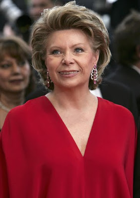 Viviane Reding Diamond Chandelier Earrings