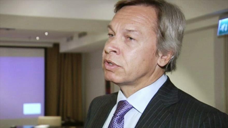"""""""Rusia tiene más derecho a Crimea que el Reino Unido a las Malvinas"""""""