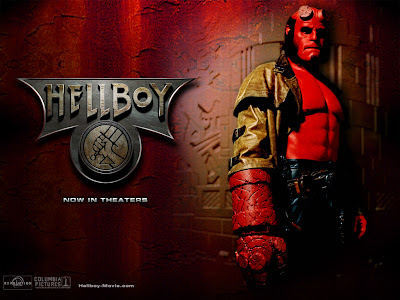 Hellboy - Favorite Superheros All the Time