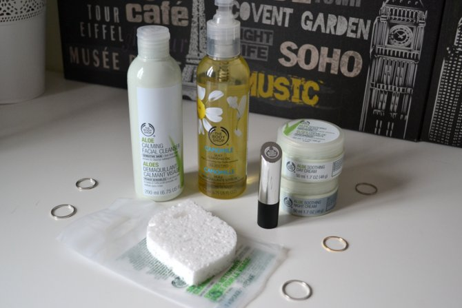 Haul | The Body Shop