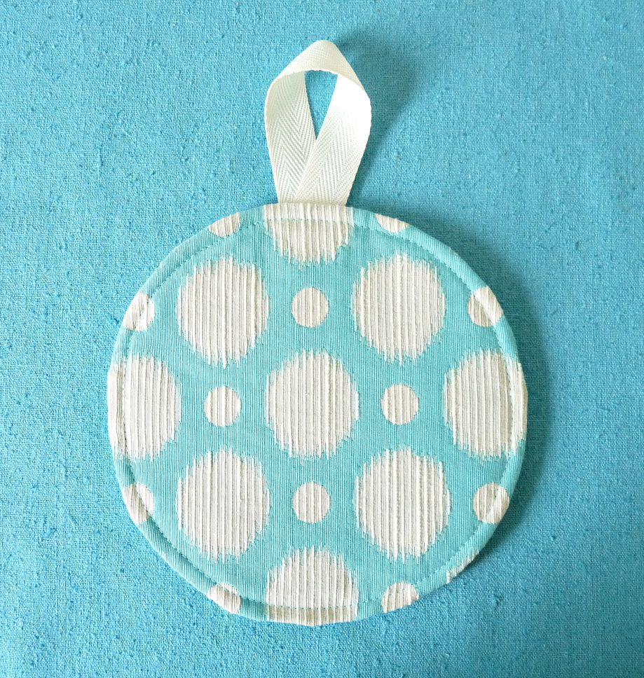 How to sew your own trivet