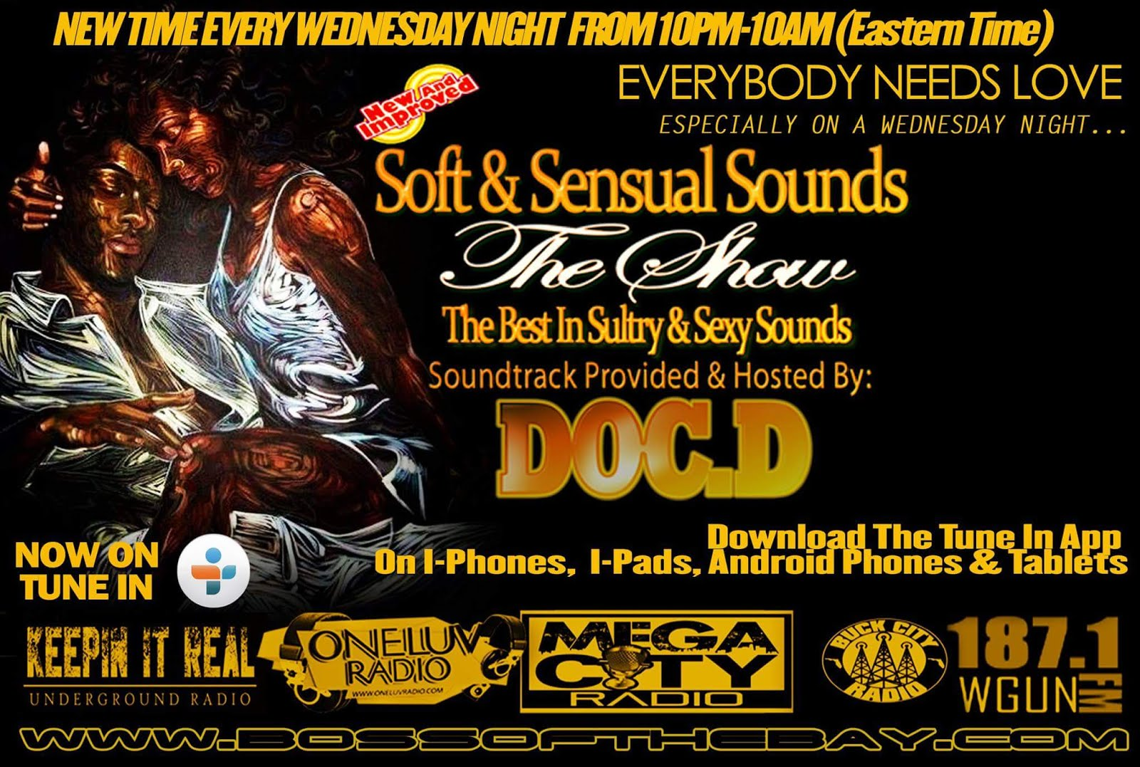 DOC D SOFT & SENSUAL SOUNDS