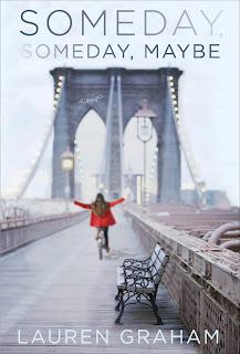 Someday, Someday, Maybe Lauren Graham cover