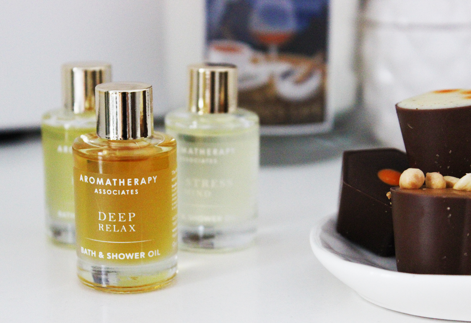 Cosy Night In - bath oils