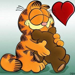 San Valentin Garfield
