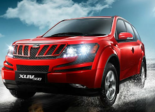 Mahindra XUV500 one of the top 10 cars in India