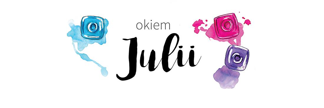 Okiem Julii: recenzje