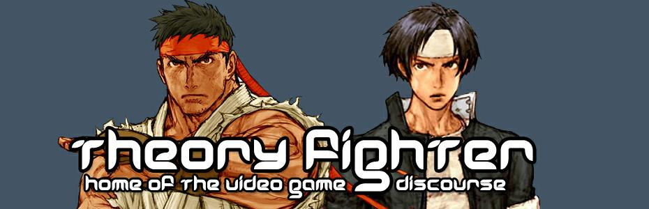 Theory Fighter - home of the video game discourse