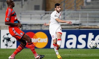 Olympique Marseille 0 - 1 Olympiakos (3)
