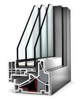 Okno Internorm KF500