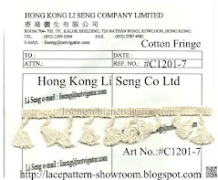 Cotton Fringe Supplier - Hong Kong Li Seng Co Ltd
