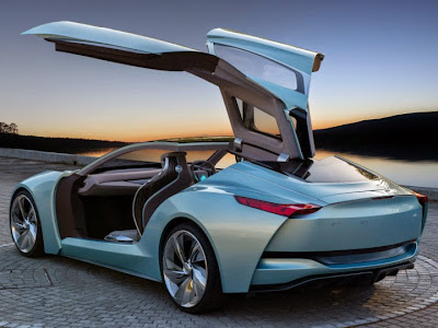2016 Buick Riviera Exterior