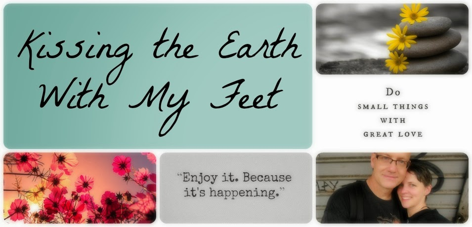 Kissing the Earth With My Feet