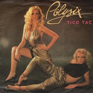 POLYSIX - Tico Tico Tico Tac,Vinyl 7\