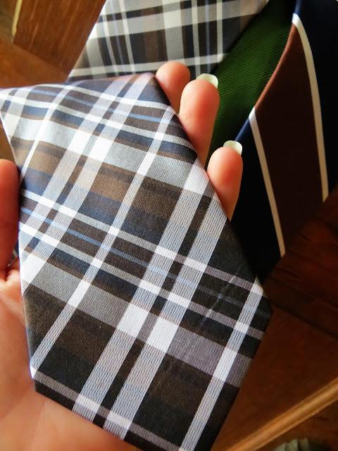 Jack Franklin Brownie Tie