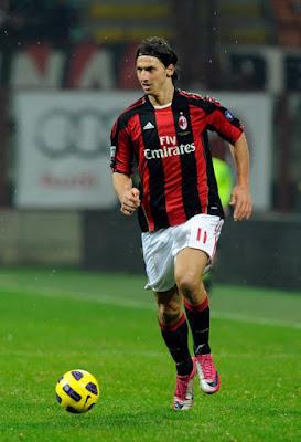 Zlatan Ibrahimovic - AC Milan (3)
