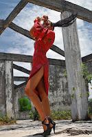 Model Awek Melayu Boleh Terlampau