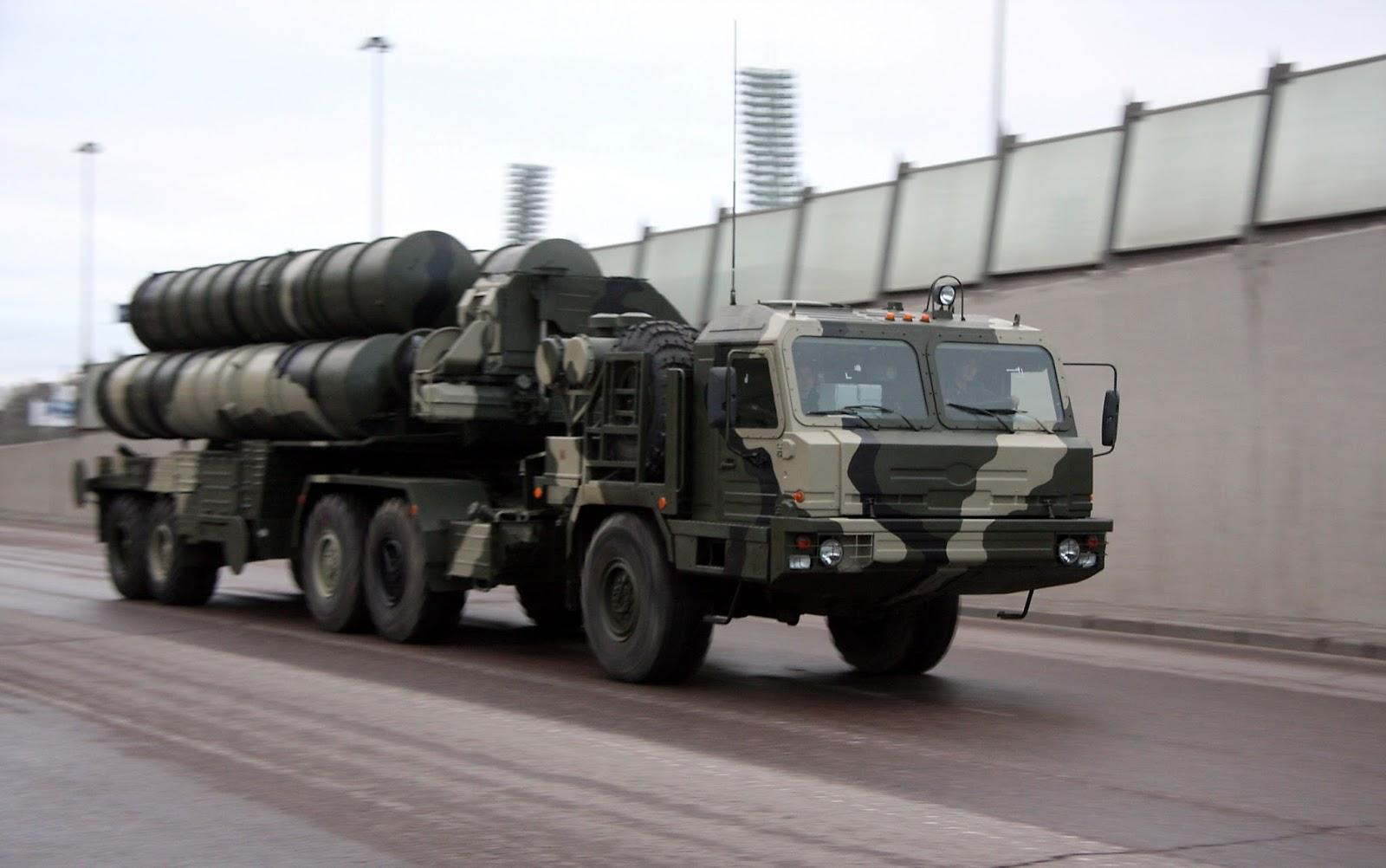 S-400 Triumf SAM System