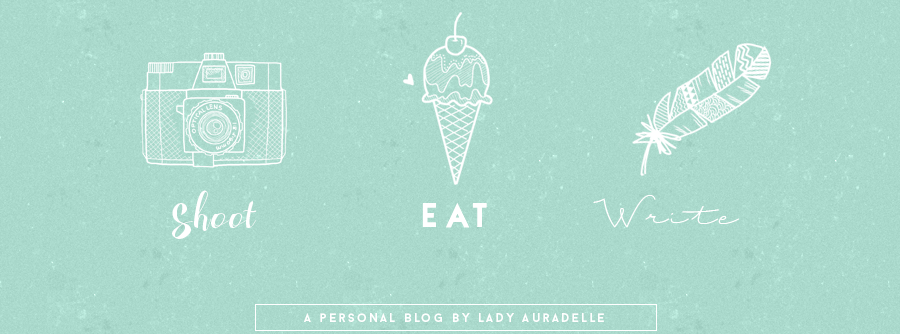 Shoot, Eat, Write - A Personal Blog
