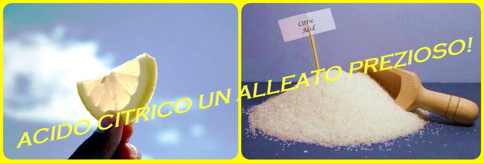 Il calderone alchemico cosmesi home made acido citrico e pulizie in generale - Bombe da bagno senza acido citrico ...