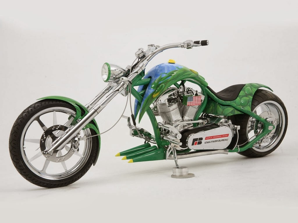 American Choppers Picture