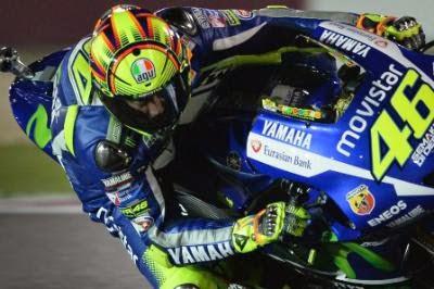 Valentino Rossi Motogp Qatar