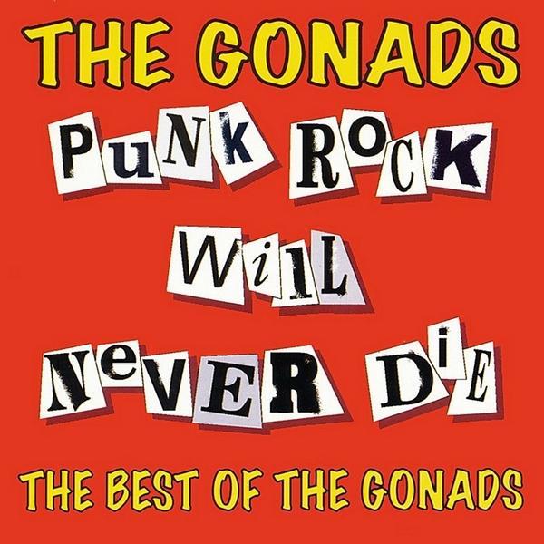Gonads, The - Delilah