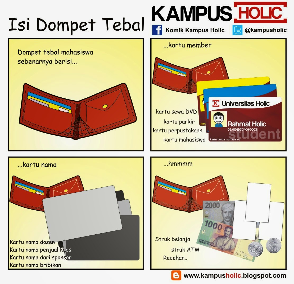 #575 Isi Dompet Tebal