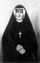Schutzheilige dieses Blogs ist die Hl. Schwester Faustyna