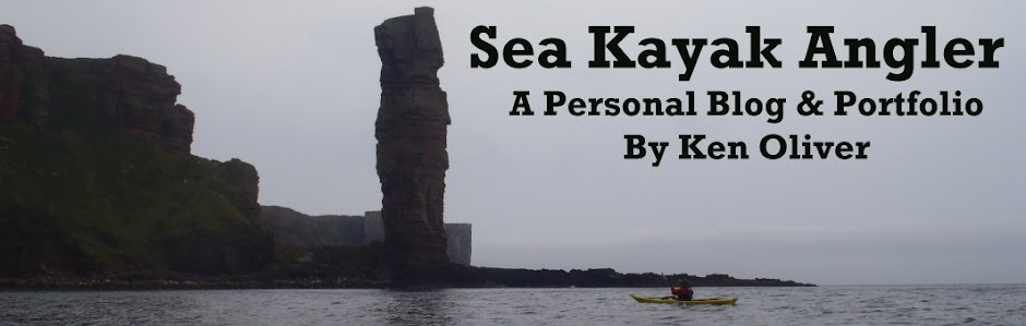 Sea Kayak Angler