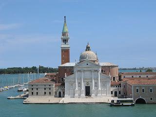 Iglesia de San Giorgio Maggiore de Venecia