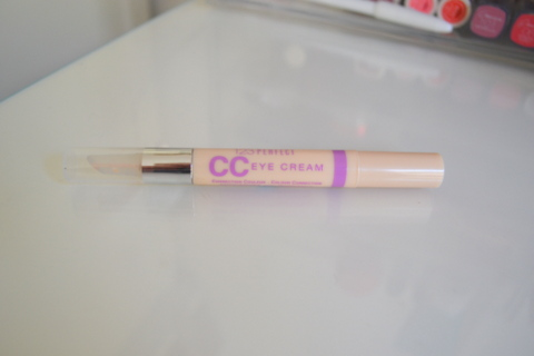 Bourjois 123 Perfect CC Eye Cream