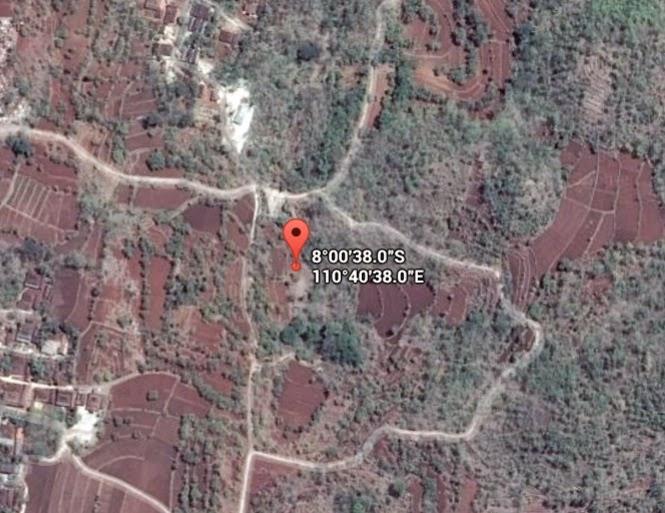 Koordinat Lokasi Goa Jlamprong_siparjo.com